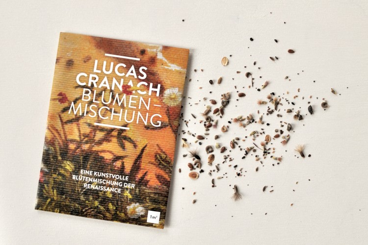 Seed mix: Lucas Cranach flowering seed mix