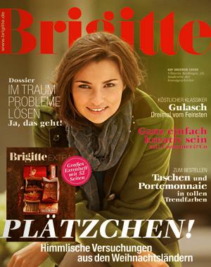 BRIGITTE Ausgabe 23/2011