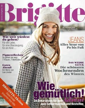 BRIGITTE Ausgabe 24/2011