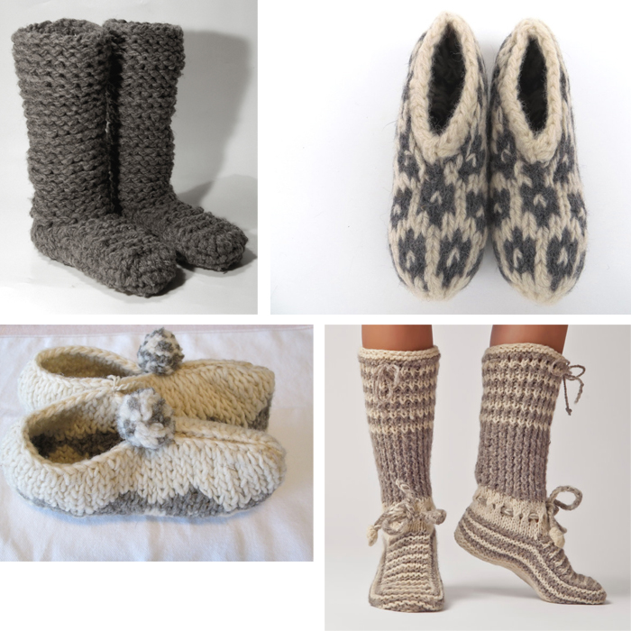bastisRIKE: slippers collection I