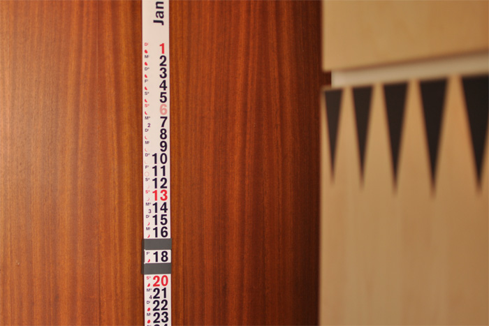 bastisRIKE: ROERICHT calendar