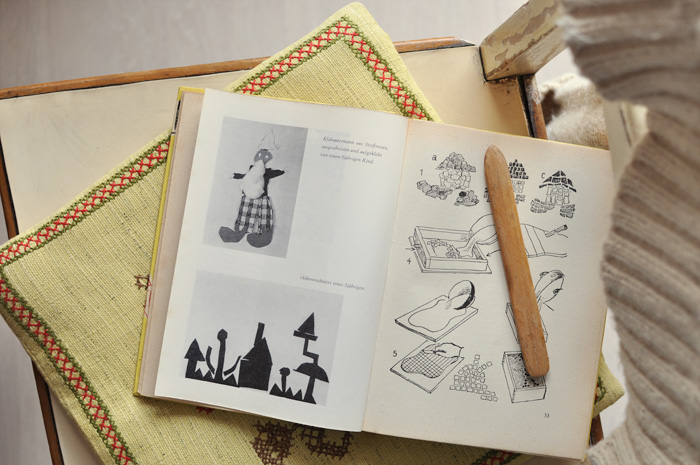 bastisRIKE: old craft book