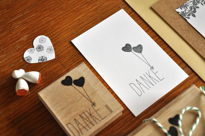 bastisRIKE HANNA & BEN Hochzeitspapeterie