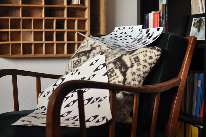 bastisRIKE paper pillow