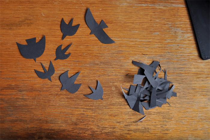 bastisRIKE PAPERCUT BIRDS