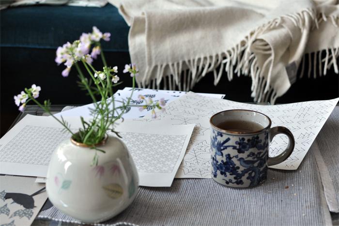 bastisRIKE tea & patterns