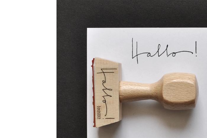 bastisRIKE SHOPupdate mai 2014: Hallo! Stempel