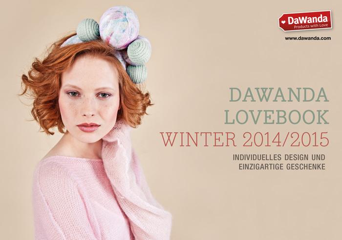 DaWanda LOVEBOOK WINTER 2014/2015