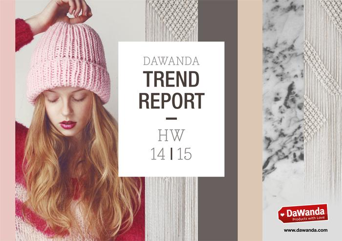 DaWanda Trend Report HW 14 | 15