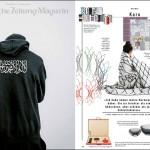 bastisRIKE Presse SZ Magazin 40/2014
