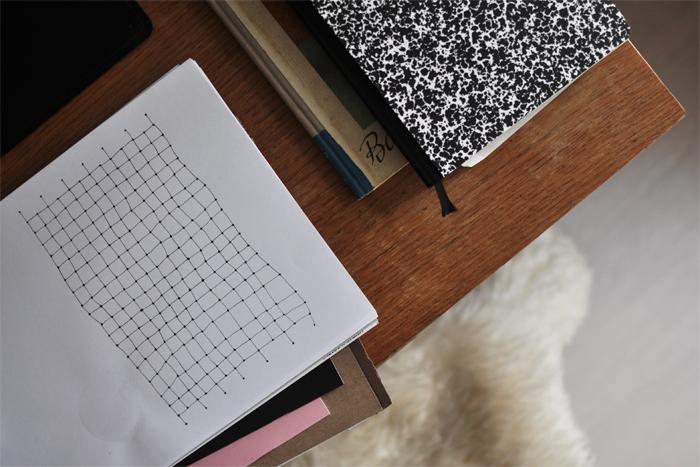bastisRIKE grid doodle