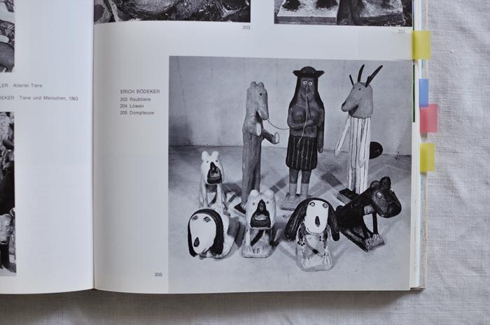 """bastisRIKE """"Deutsche naive Kunst"""" Erich Bödeker"""