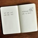 bastisRIKE NOTIZEN: MIT DER WUT KAM DER MUT