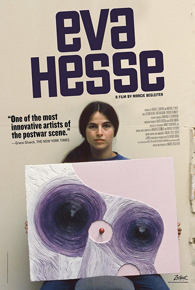 Eva Hesse Documentary by Marcie Begleiter