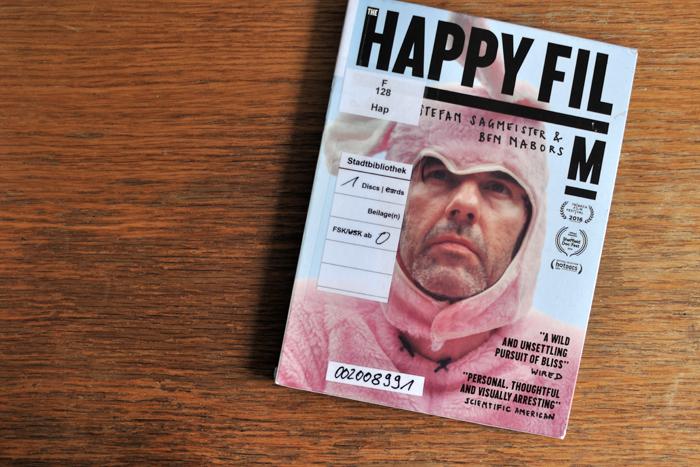 bastisRIKE's Drei Dinge Kalenderwoche 26: Stefan Sagmeister's HAPPY FILM