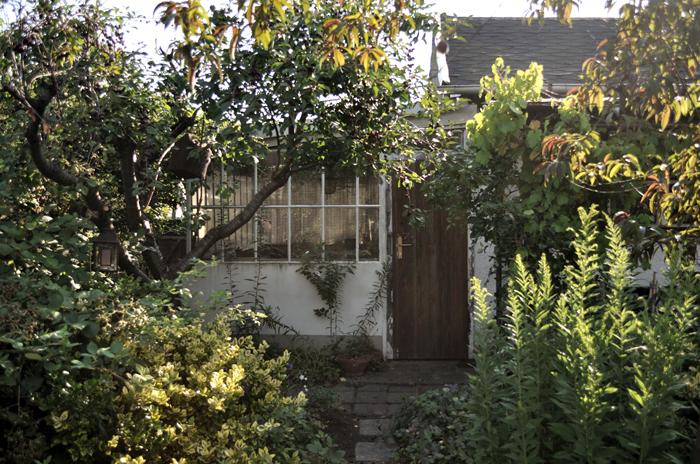 RIKEs Gartenhaus