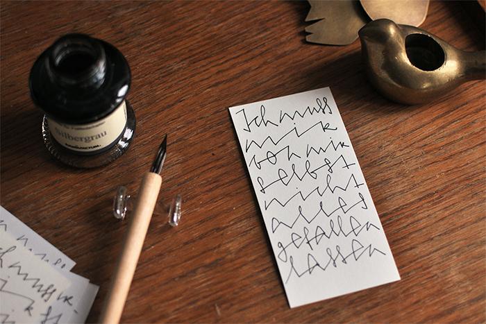 bastisRIKE Handschrift: Viktor E. Frankl