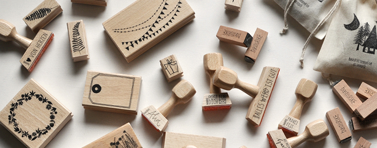 bastisRIKE's rubber stamps